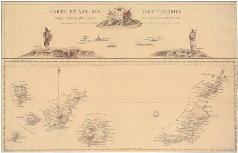 Mapa en mdC